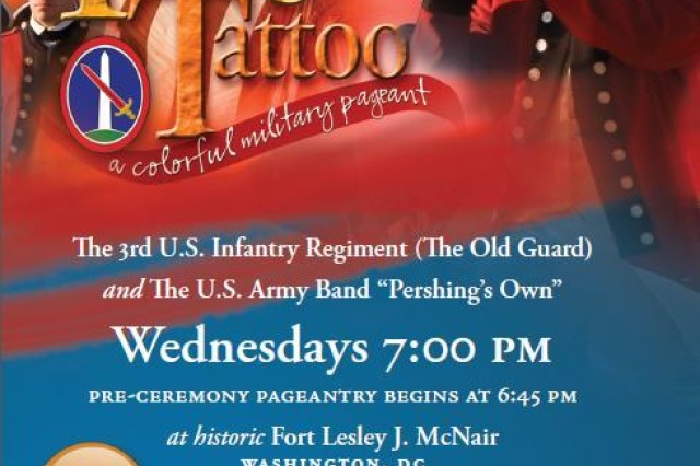 Twilight Tattoo: Colorful Military Pageant