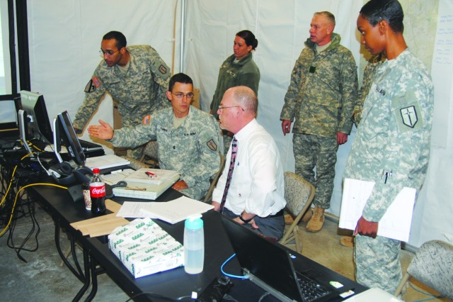Fort Polk engineers take on nation-wide relief, rescue role