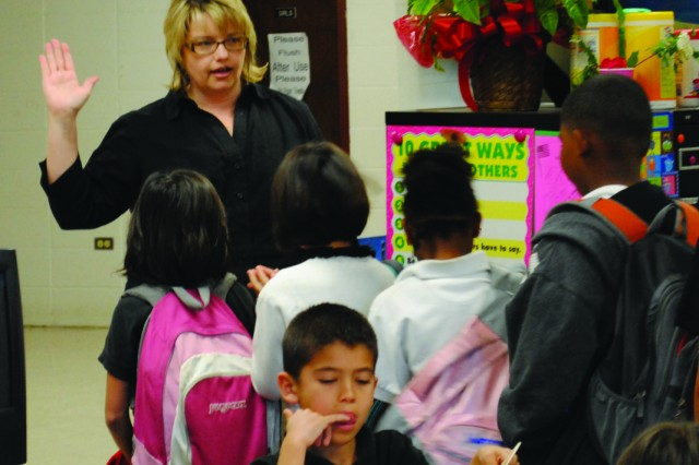 South Fort Polk teacher named Vernon Parish teacher of year