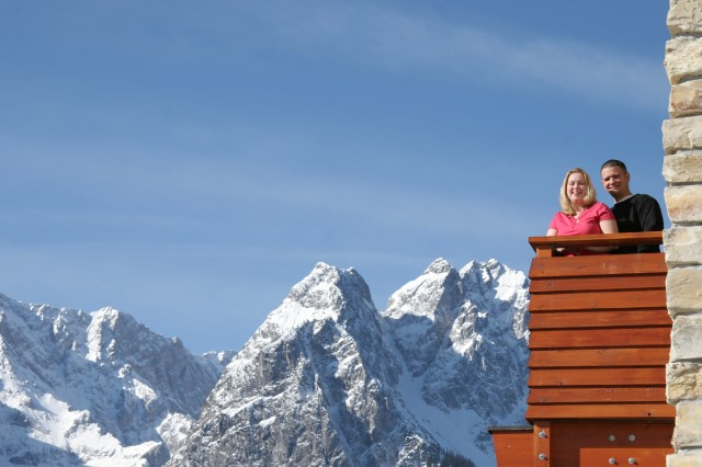 Edelweiss Lodge and Resort in Garmisch, Germany.