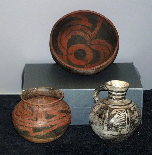 Jornada Mogollon pottery