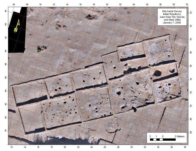 Madera Quemada prehistoric pueblo site