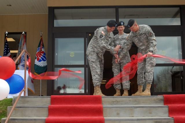 Fox Army Health Center Ribbon Cutting