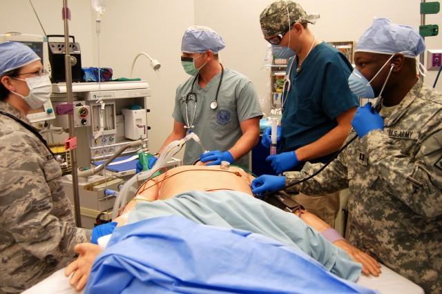 U.S. Army Graduate Program in Anesthesia Nursing