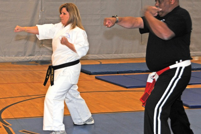 Defend yourself -- avoidance, anger essential elements for protection