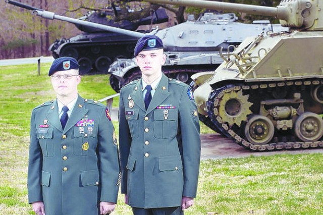 Fort Meade names NCO, Soldier of Year