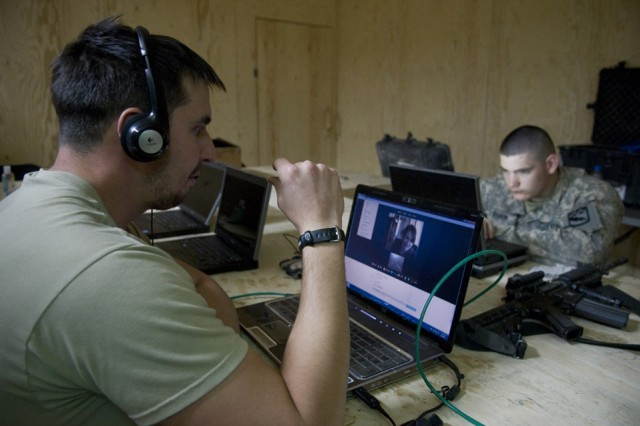 Morale Sat keeps Spin-B Soldiers connected