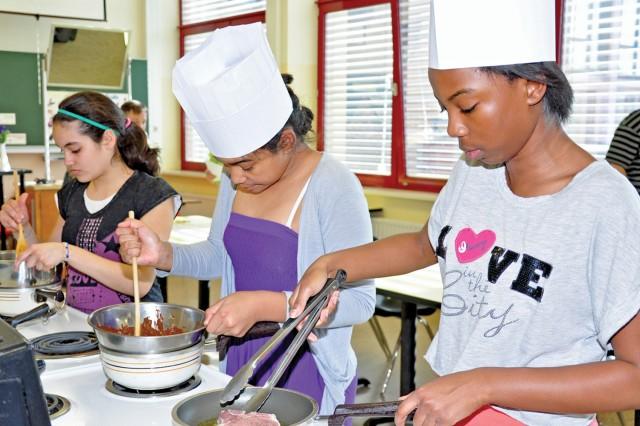 Kari's Kitchen: EDGE! program culinary contest teaches life skills