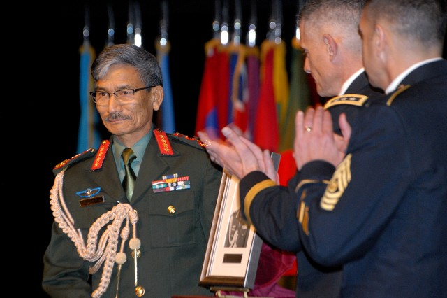 Nepalese general joins International Hall of Fame