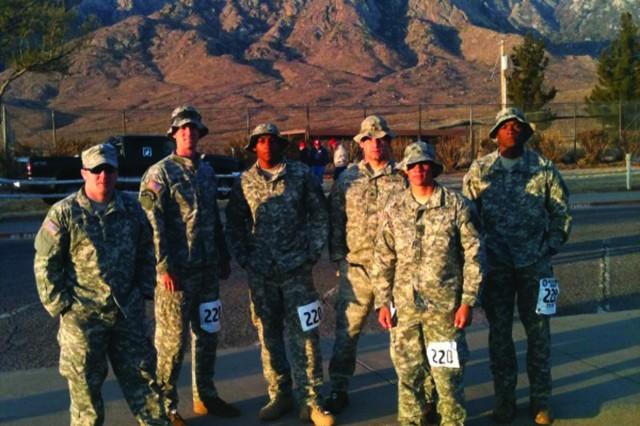 Polk Soldiers honor Death March Survivors