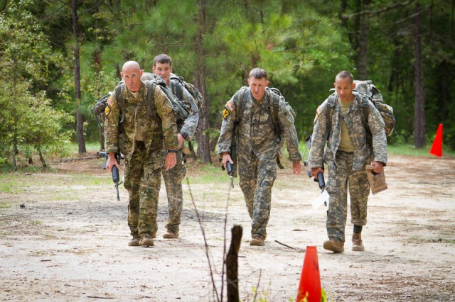 Photo Gallery:  Best Ranger Competition Day 1