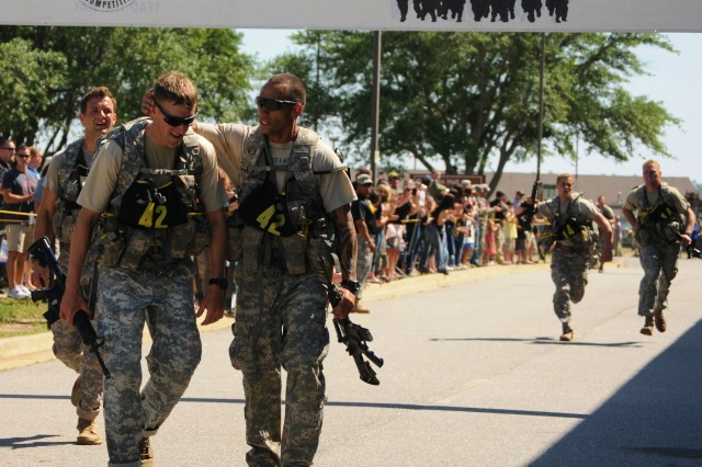 Special Ops Soldier wins Best Ranger second consecutive year
