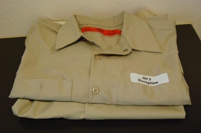 Pre-trial uniform