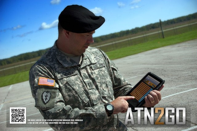 Army Training Network To Go - ATN2GO