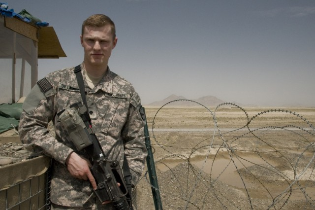 From West Ranch to West Point Prep: 525th Soldier makes the cut