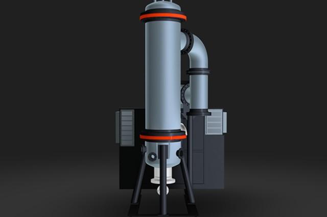 Flex power station