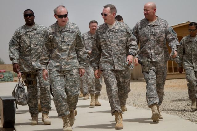 Camp Victory, Iraq