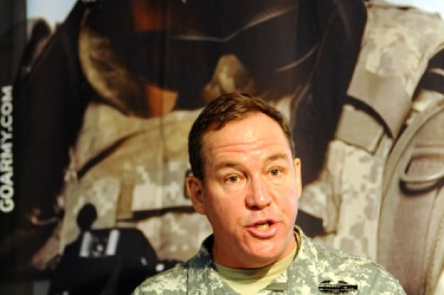 Accessions commander discusses sponsorships
