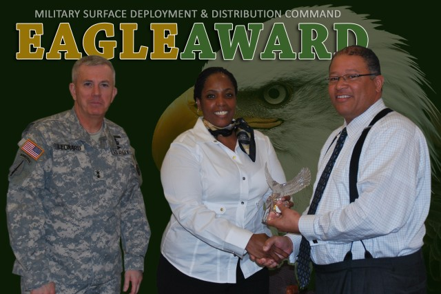 New SDDC Eagle Award recognizes excellence, challenges the 'status quo'