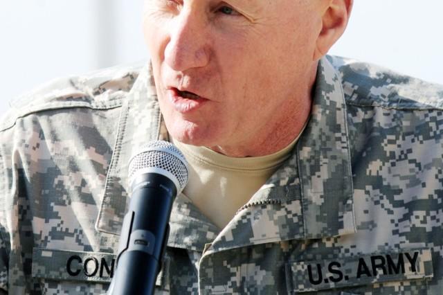 Lt. Gen. Bob Cone