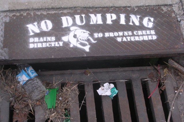 Prevent storm water pollution with these tips