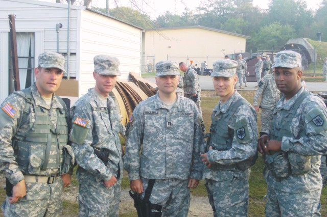 MIRC Soldiers Compete in All Army Championship