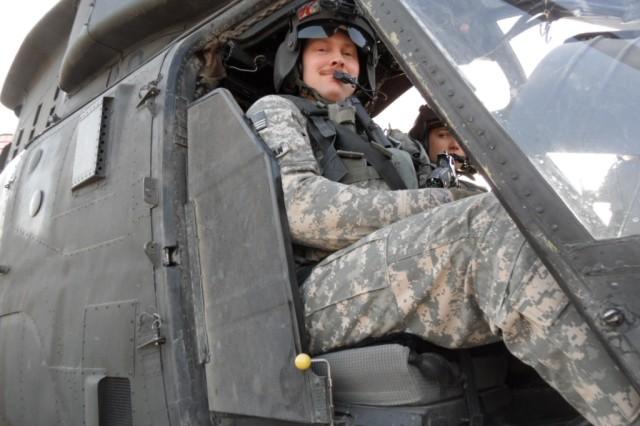 Kiowa pilot stops IED triggerman