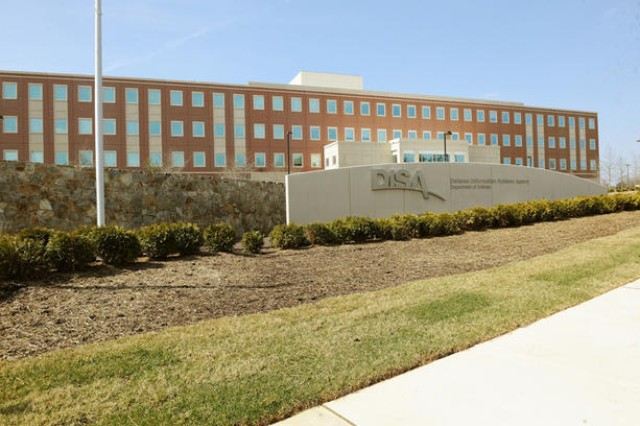 DISA's office complex is the largest in Anne Arundel County with a campus of seven buildings on 1.1 million-square-feet. In addition to its own warehouse, water supply, conference center, education center, and various office and test and evaluation labs, the complex houses a large dining facility with different cuisines, a health center and fitness center with exercise rooms and various cardio and strength training.