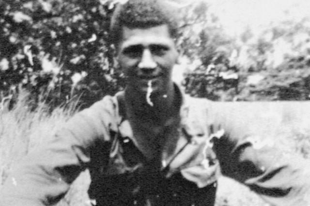 Pvt. 1st Class Anthony T. Kaho'ohanohano