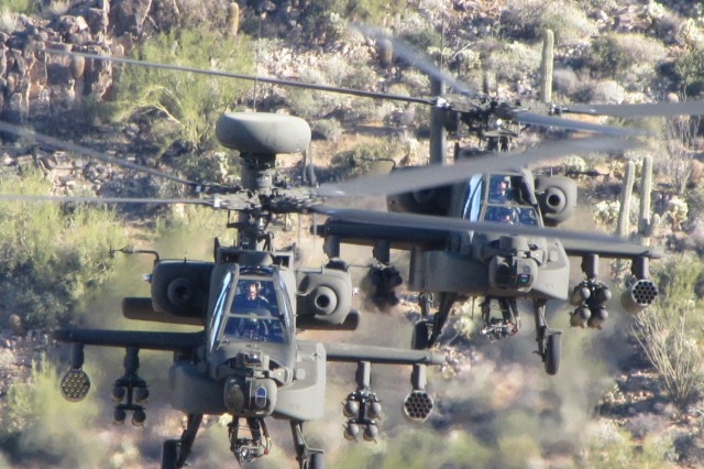 Apache attack helicopters will soon field a new high-tech Ground Fire Acquisition System, or GFAS.