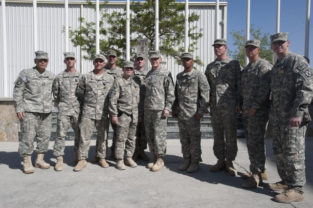 Dempsey awards 10th CAB Soldiers
