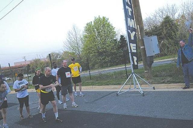 Qualifiers begin for Army Ten-Miler