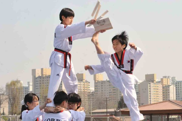 KATUSA-U.S. Friendship Week held in South Korea