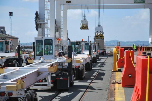 SDDC supports Navy Prepositioning Program