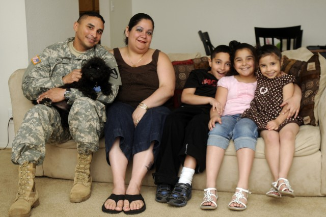 Pint-sized hero saves Family