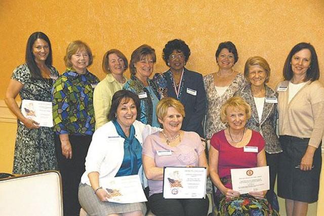 JBM-HH honors volunteer efforts