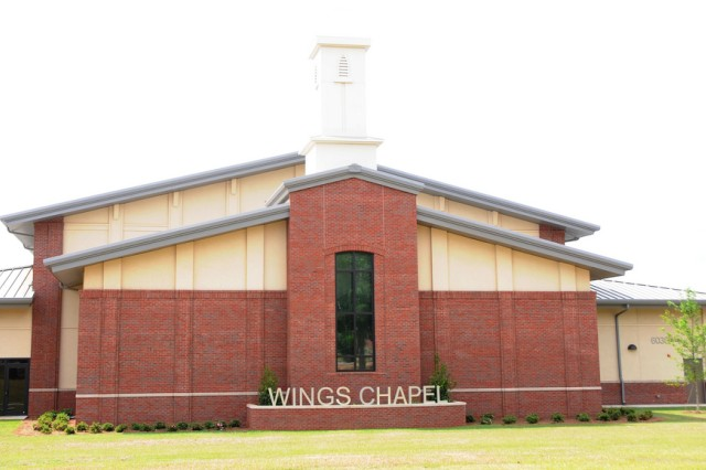 Wings Chapel opens to Fort Rucker community
