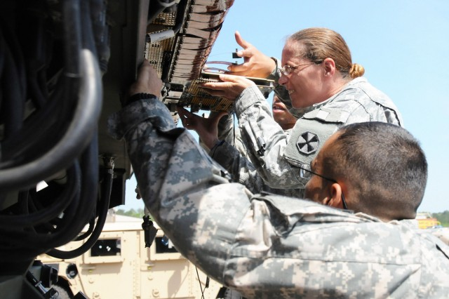 597th Maintenance provides Soldiers Army-wide 'in-depth' training