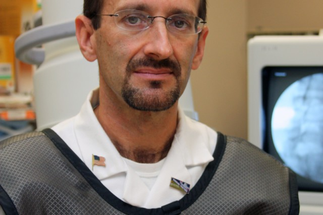 Dr. Christopher Spevak, an anesthesiologist and pain physician, Warrior Clinic, Walter Reed Army Medical Centers, was recruited to assist the Warrior Clinic because of his specialization in anesthesia /pain management and has been instrumental in the collaboration with Primary Care Managers.