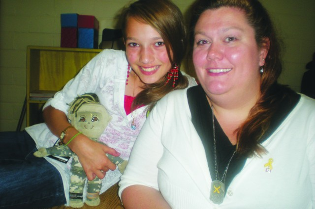 Bouncing Back: Resiliency of Fort Polk's youth palpable during Month of Military Child
