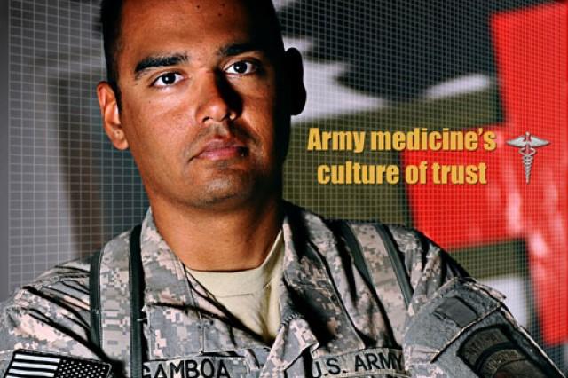 Army medicine's culture of trust