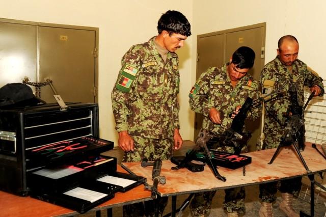 Weapons repairs