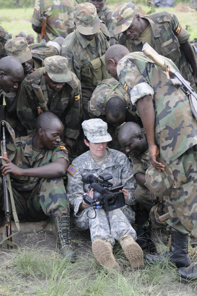U.S. Army Africa, Atlas Drop 11, Uganda