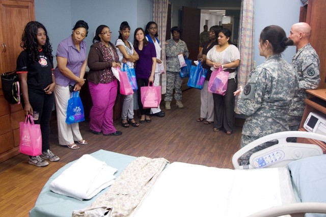 Women's Health Center opens at Fort Hood