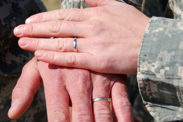 May 6 honors all military spouses