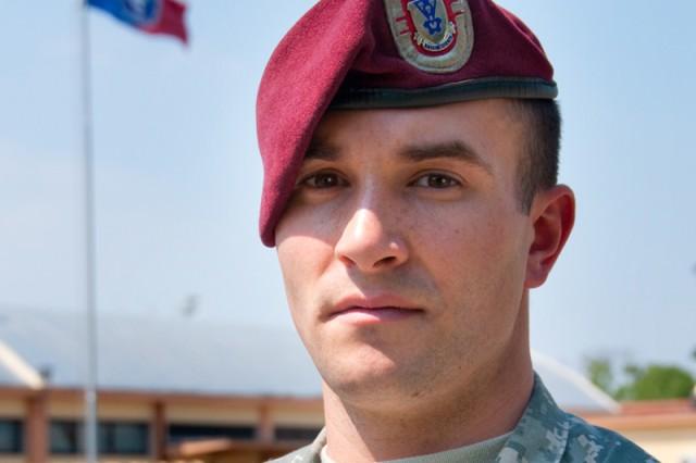 Staff Sgt. Sal Giunta
