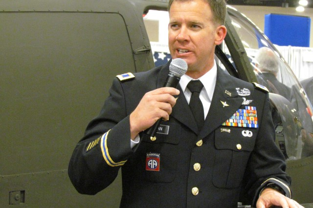Col. Mike Morgan Shares His Story Of Battle In Afghanistan