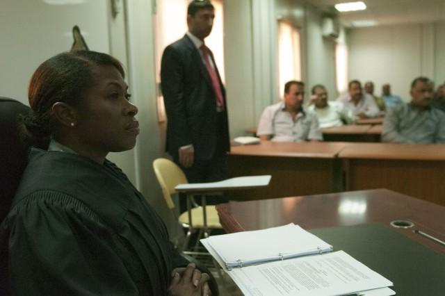 US, Iraqi judge advocates partner for legal education