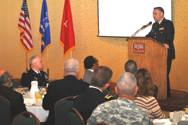 Rock Island Arsenal religious support team hosts 2011 National Day of Prayer