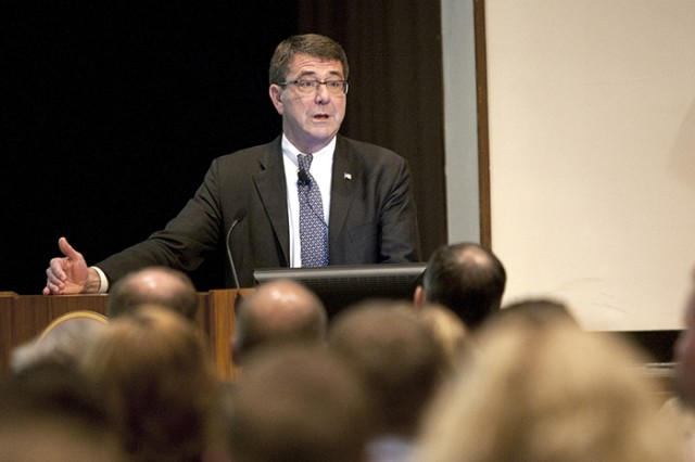 Pentagon acquisition chief underscores need for change